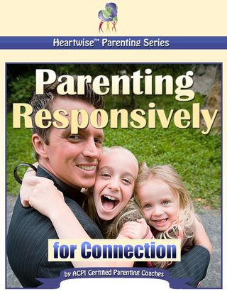 Parenting Responsively cover